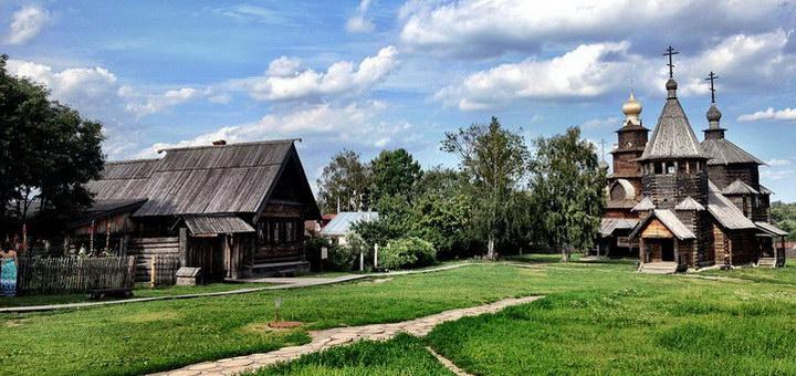 Достопримечательности Золотого Кольца России: фото с названиями