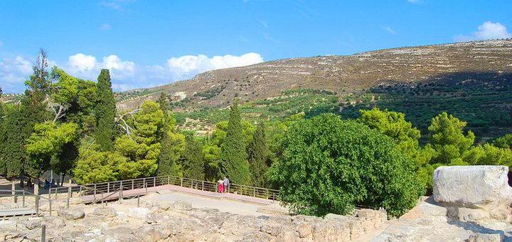 Приниатикос Пиргос на Крите