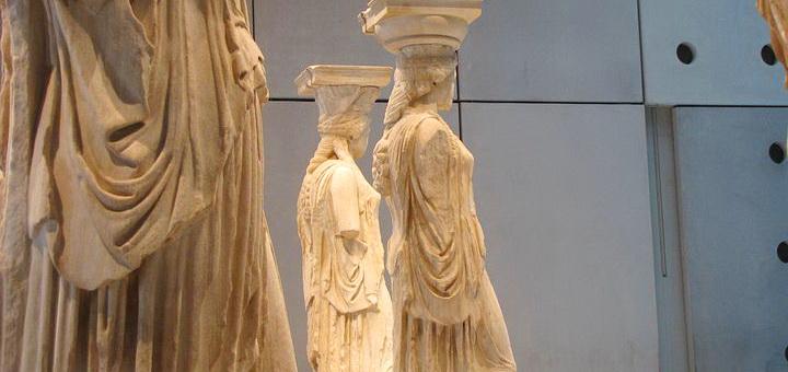 Музей Афин в Греции