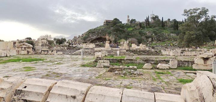 Элевсин и его руины