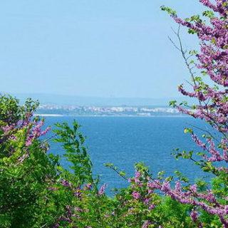 Озера болгарского Бургаса
