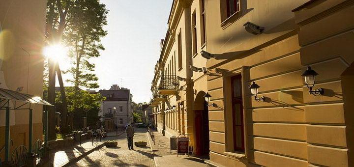 Улица Советская в Гродно