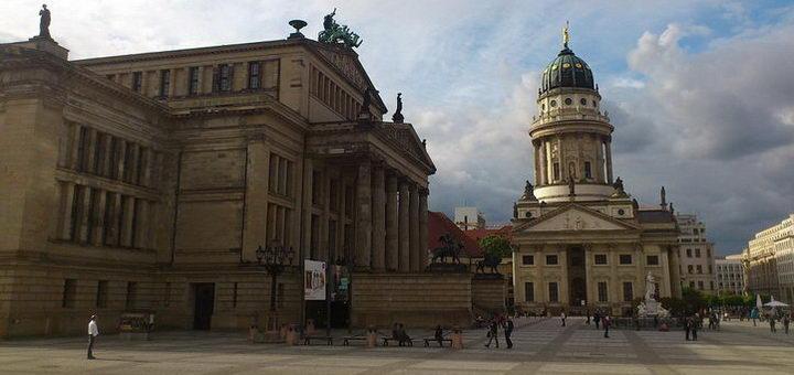 Знаменитая опера в Берлине
