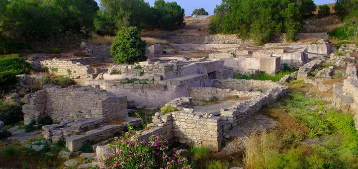 Гортина на Крите