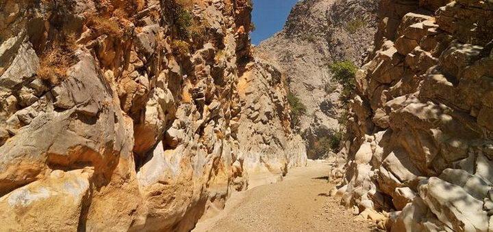 Прассано, Крит