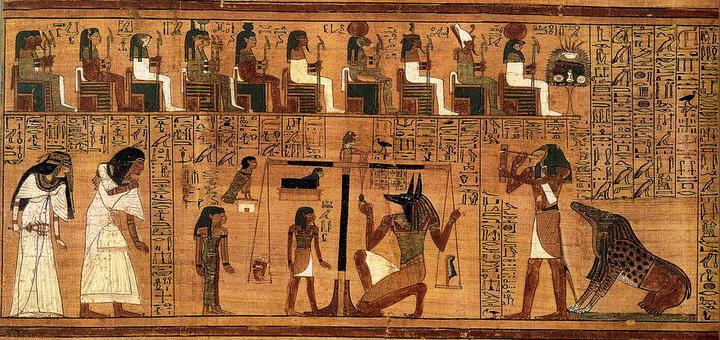 Музей в Египте