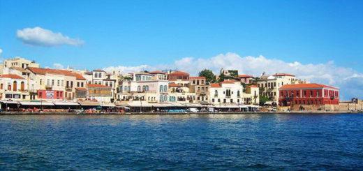 Ираклион - вид на Крит