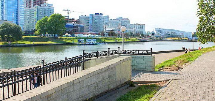 Минск и его Верхний город