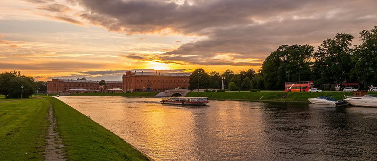 экскурсии по каналам санкт петербурга 2018 маршруты