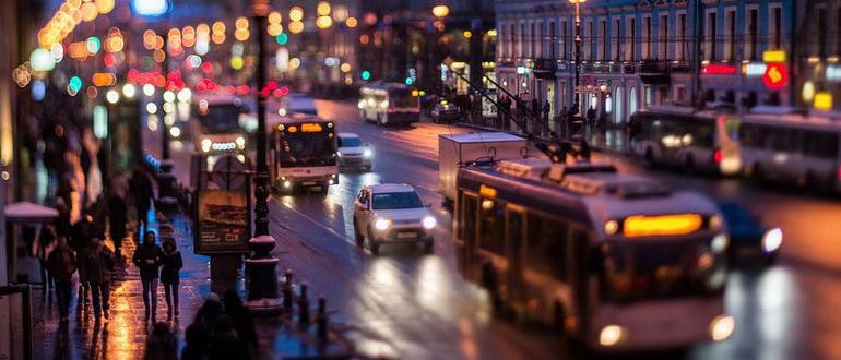 экскурсии спб на автобусе