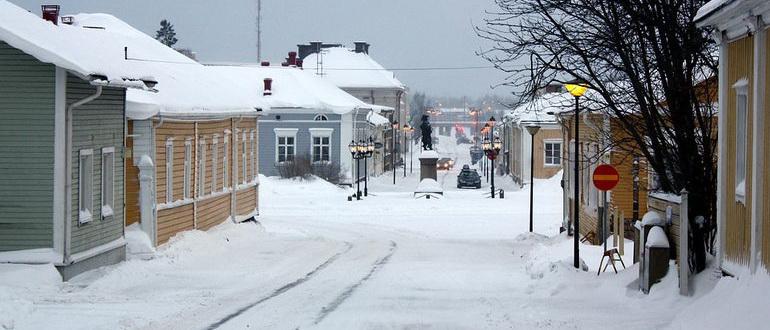 новогодние каникулы в финляндии 2019